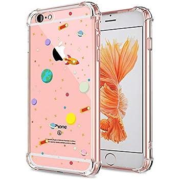 Amazon.com: PBRO iPhone 6/6s Case,iPhone 7/8 Case,Cute ...
