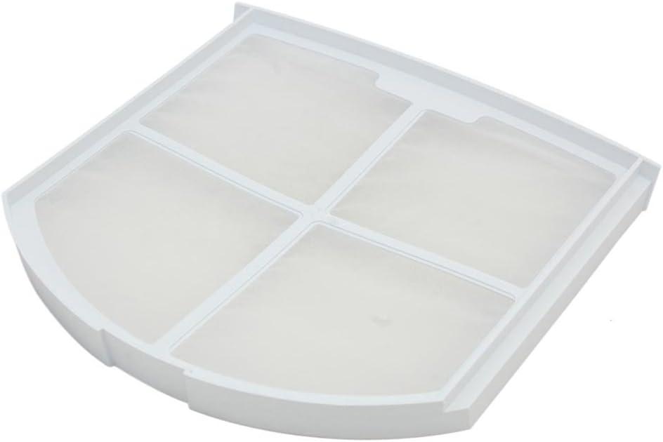 WHITE WESTINGHOUSE Secadora Fluff filtro
