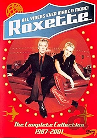dvd roxette collection