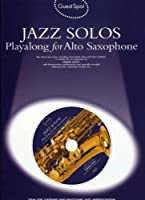 Guest Spot: Jazz Solos Playalong For