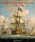 British Warships in the Age of Sail 1714-1792, Rif Winfield, 1844157008