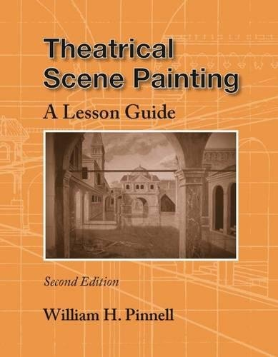 Theatrical Scene Painting: A Lesson - Paintings William