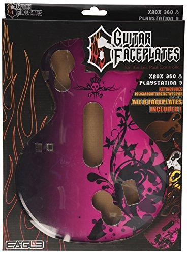 Guitar Faceplates (Guitar Hero III: Polycarbonite Faceplate Kit)