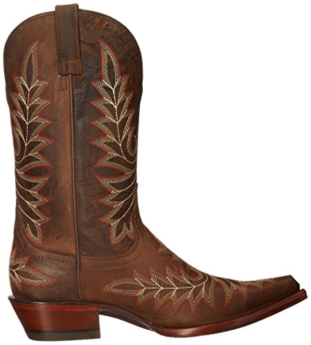 Cowboy Western Women's Brown Brooklyn Ariat Weathered Boot xqwtS0nanE