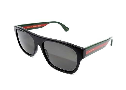 Amazon.com: GUCCI 0341 - Gafas de sol polarizadas, diseño de ...