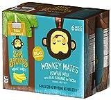 Sir Bananas 6 ct Lowfat Milk with Real Bananas and Chocolate, 8 oz