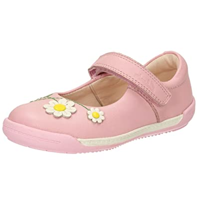 d0ecf3087897 Clarks 1730-36F Softly JAM FST Pale Pink Kids First Shoes  Amazon.co ...