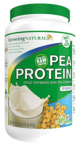 Pea Protein Gold Standard