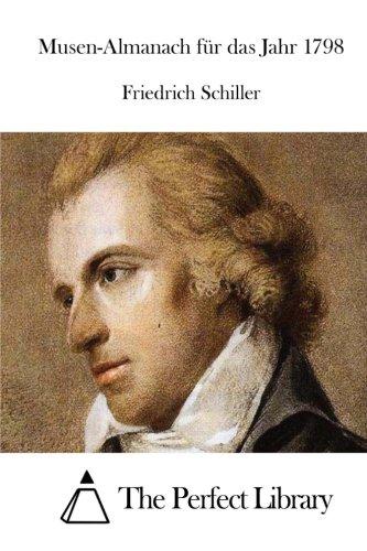 Read Online Musen-Almanach für das Jahr 1798 (Perfect Library) (German Edition) pdf