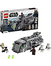 LEGO 75311 Star Wars Keizerlijke Gepantserde Plunderaar, Bouwspeelgoed Voor Kinderen Vanaf 8 Jaar, Mandaloriaans Model Met 4 Minifiguren