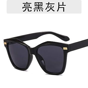 Gafas De Sol Moda Hombre Big Box Poligonal Diseñador Gafas ...
