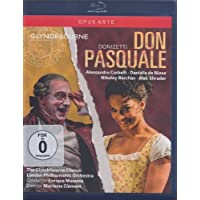 Donizetti : Don Pasquale, live in Glyndebourne. Corbelli, de Niese, Mazzola, Clément. [Import italien]