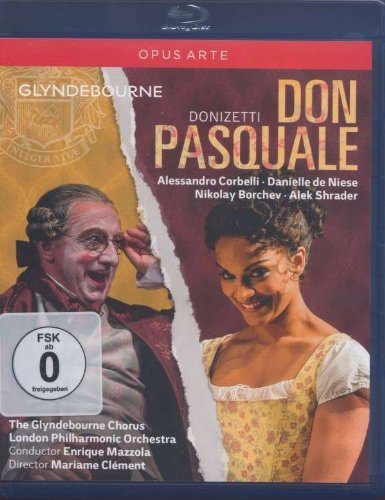 Don Pasquale (Blu-ray)
