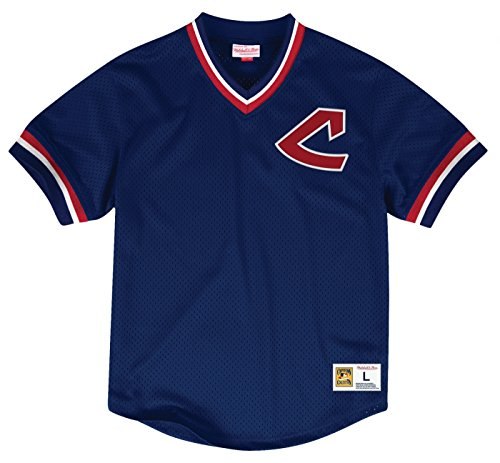 Cleveland Indians Mitchell & Ness MLB Men's