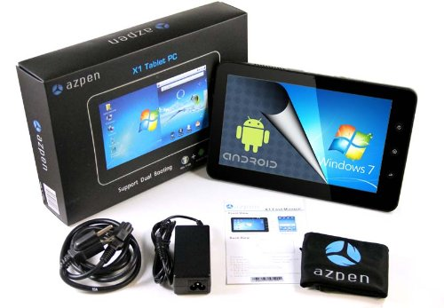 AZPEN X1-W DRIVER WINDOWS 7