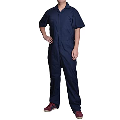 laest technology 2019 best shoes for cheap VFDB Men Big-Tall Coveralls Short Sleeve Overalls Workwear Overalls Work  Jumpsuits