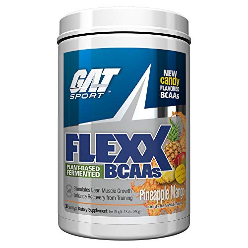 GAT Flexx BCAAs Pineapple Mango 13 7 oz 390 g