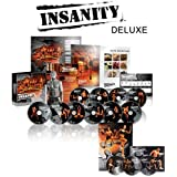 INSANITY 60 Day Deluxe Kit - 14 DVD Workout