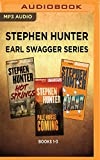 img - for Stephen Hunter - Earl Swagger Series: Books 1-3: Hot Springs, Pale Horse Coming, Havana book / textbook / text book
