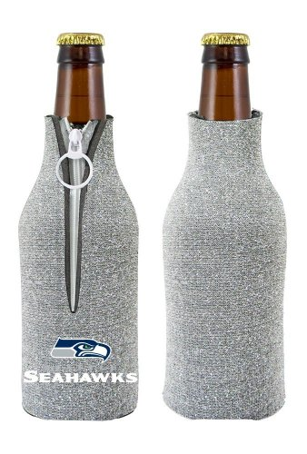 (NFL Seattle Seahawks Bottle Suit Holder, One Size, Team Color)
