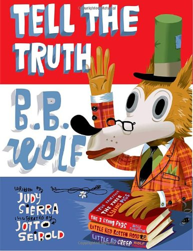 Tell the Truth, B.B. Wolf Text fb2 ebook