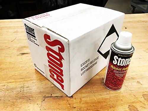 Mold Release | Stoner E302 Rocket Release | Case of 12 Aerosol Cans