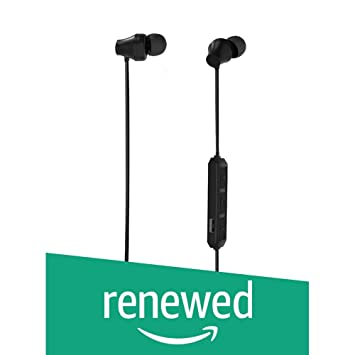 Renewed  CHKOKKO Buzz Magnetic Wireless Bluetooth Earphones with Mic Headsets