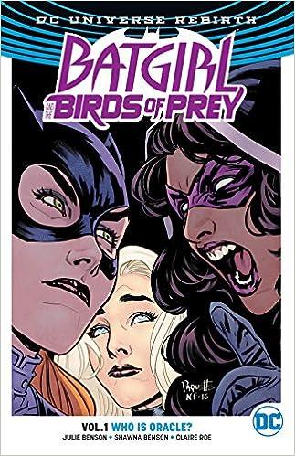 Batgirl & the Birds of Prey TP Vol 1 Rebirth Batgirl and The ...
