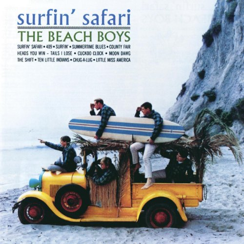 Beach Boys Albums (Surfin' Safari (2001 - Remaster))