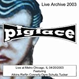 Live at Metro Chicago, IL 04/20/2003 [Explicit]