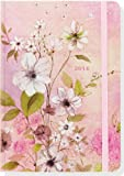 2014 Rosy Garden 16-Month Weekly Planner (Compact Engagement Calendar, Diary) by