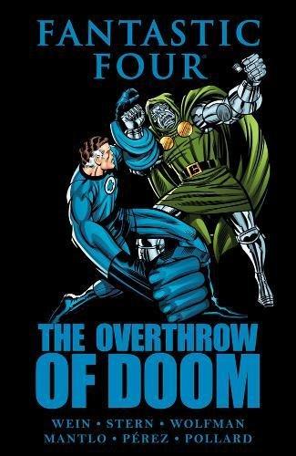 Fantastic Four: The Overthrow of Doom