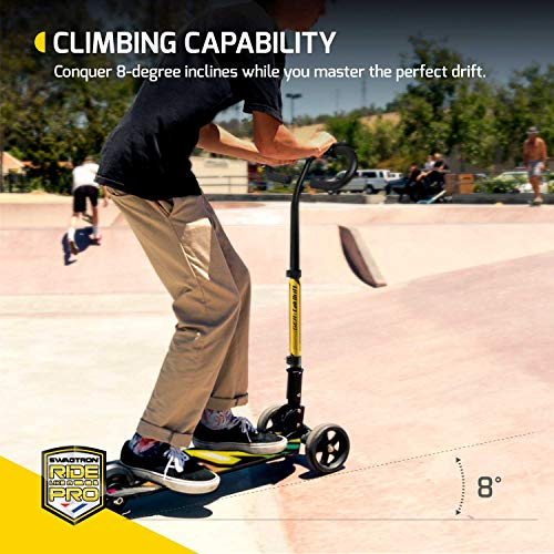 Amazon.com: Swagtron Cali Drift Patinete eléctrico plegable ...