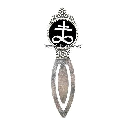 Cross Bookmark Jewelry Best Friend Birthday Gift Dainty Woman