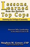 img - for Lessons Learned from the Nation's Top Cops book / textbook / text book