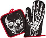 Sourpuss X-Ray Skeleton Kitchen Set