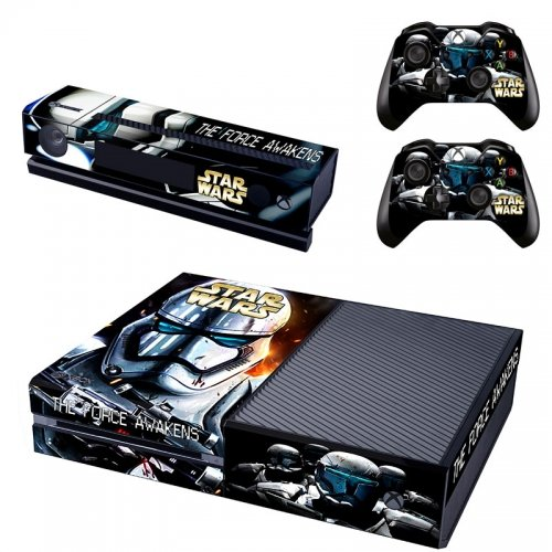 STAR WARS STYLISH DESIGN for XBOX ONE KINECT AND CONTROLLER
