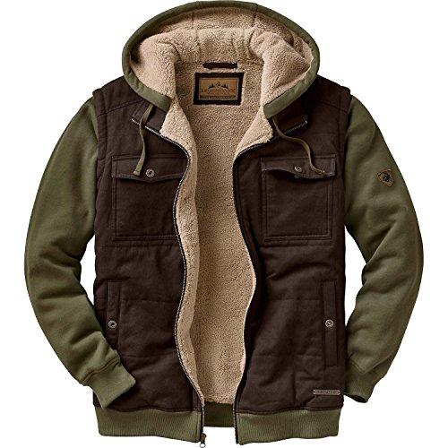 Hoodie Vest Jacket - 8