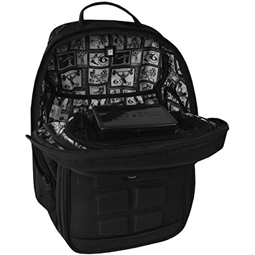 6 Pack Fitness Expedition 300 Stealth Black Bag BLACK by 6 Pack Fitness (Image #4)