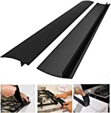 silicone stove counter gap cover spill guard seals gap filler for cooker worktop kitchen stove. Black Bedroom Furniture Sets. Home Design Ideas