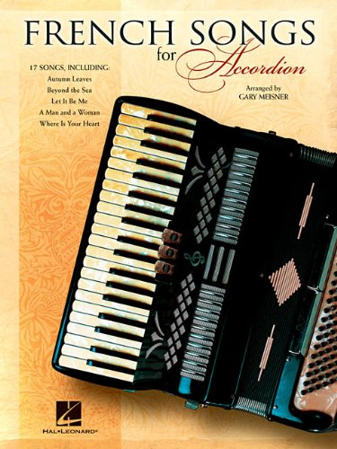 French Accordion Songs (French Songs for Accordion)
