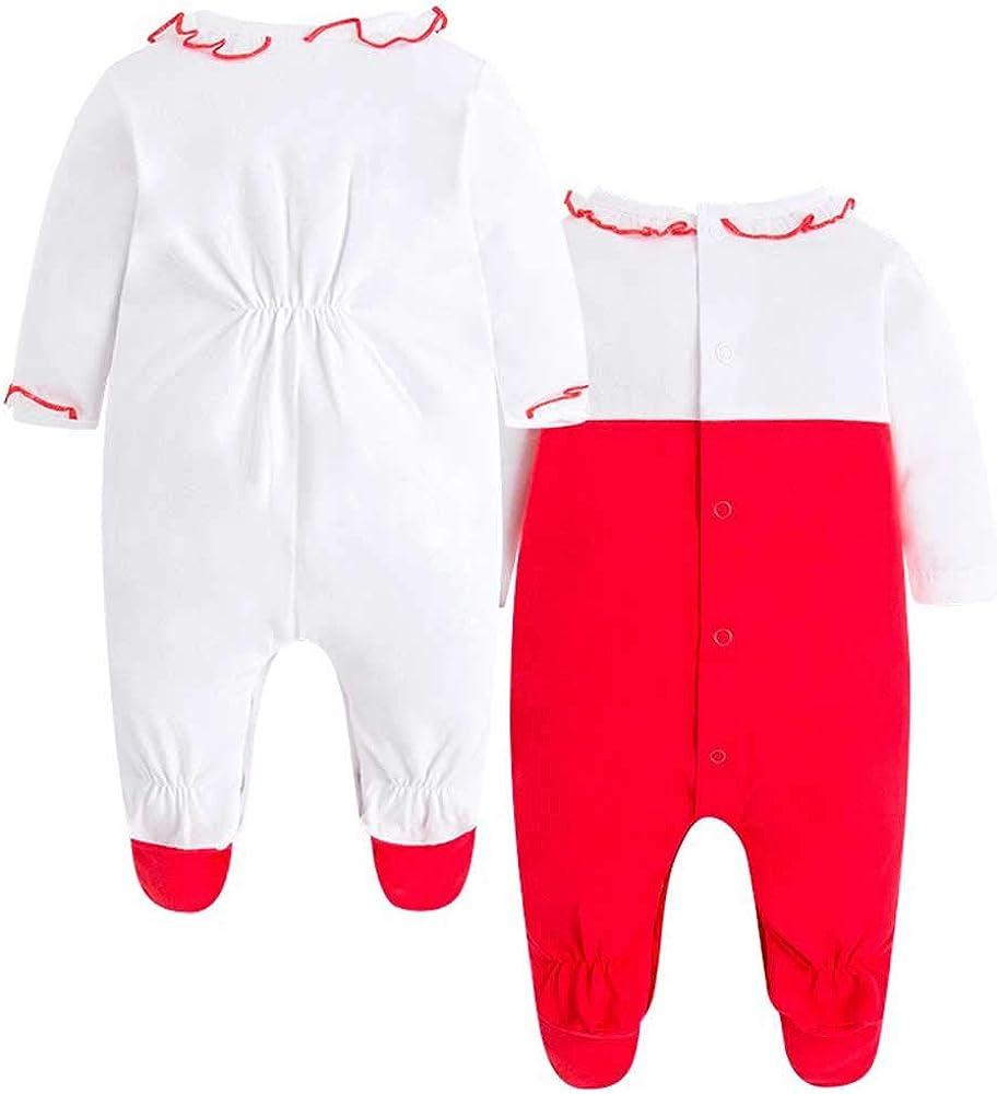 Mayoral Set 2 Pijamas Largos Bebe Ni/ña 4-9 Meses
