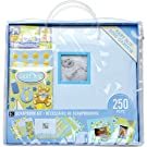 K&Company Scrapbook Kit, 12 by 12-Inch, Baby Boy