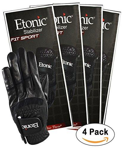 Etonic Golf- MLH Stabilizer F1T Sport Glove (4 (Etonic Mens Golf Glove)
