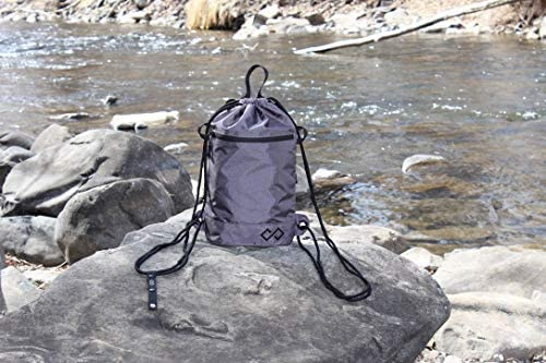 Infinity Daypack- Minimalist Basic Multipurpose Backpacks for Gym, Travel, Hiking, Casual Daily Use, or Disneyland