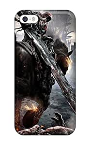 Annie Bradley John's Shop Premium Durable Darksiders Fashion Tpu Iphone 5/5s Protective Case Cover