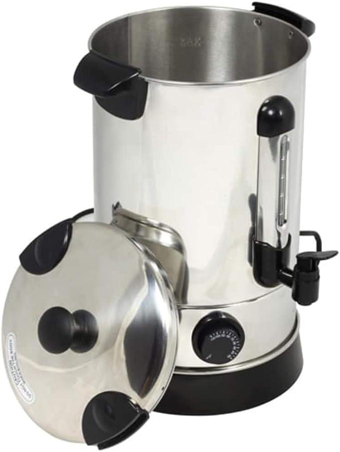 vidaXL Calentador Vino Caliente 6, 5 litros: Amazon.es