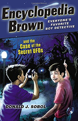 Encyclopedia Brown and the Case of the Secret UFOs PDF