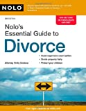 Nolo's Essential Guide to Divorce, Emily Doskow, 1413312551