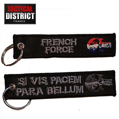Llavero Punisher - French Force - Si Vis Pacem Para Bellum ...